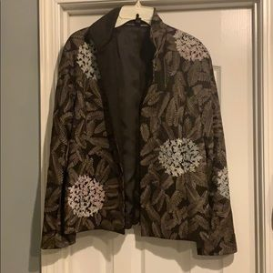 Gorgeous embroidered jacket